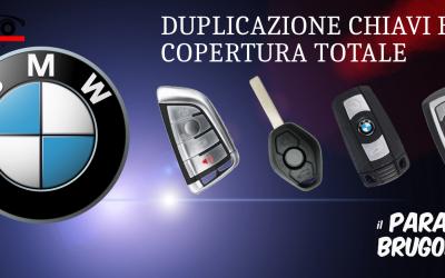 Duplicato chiave BMW per tutti i modelli